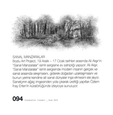 Trendsetter İstanbul 010115